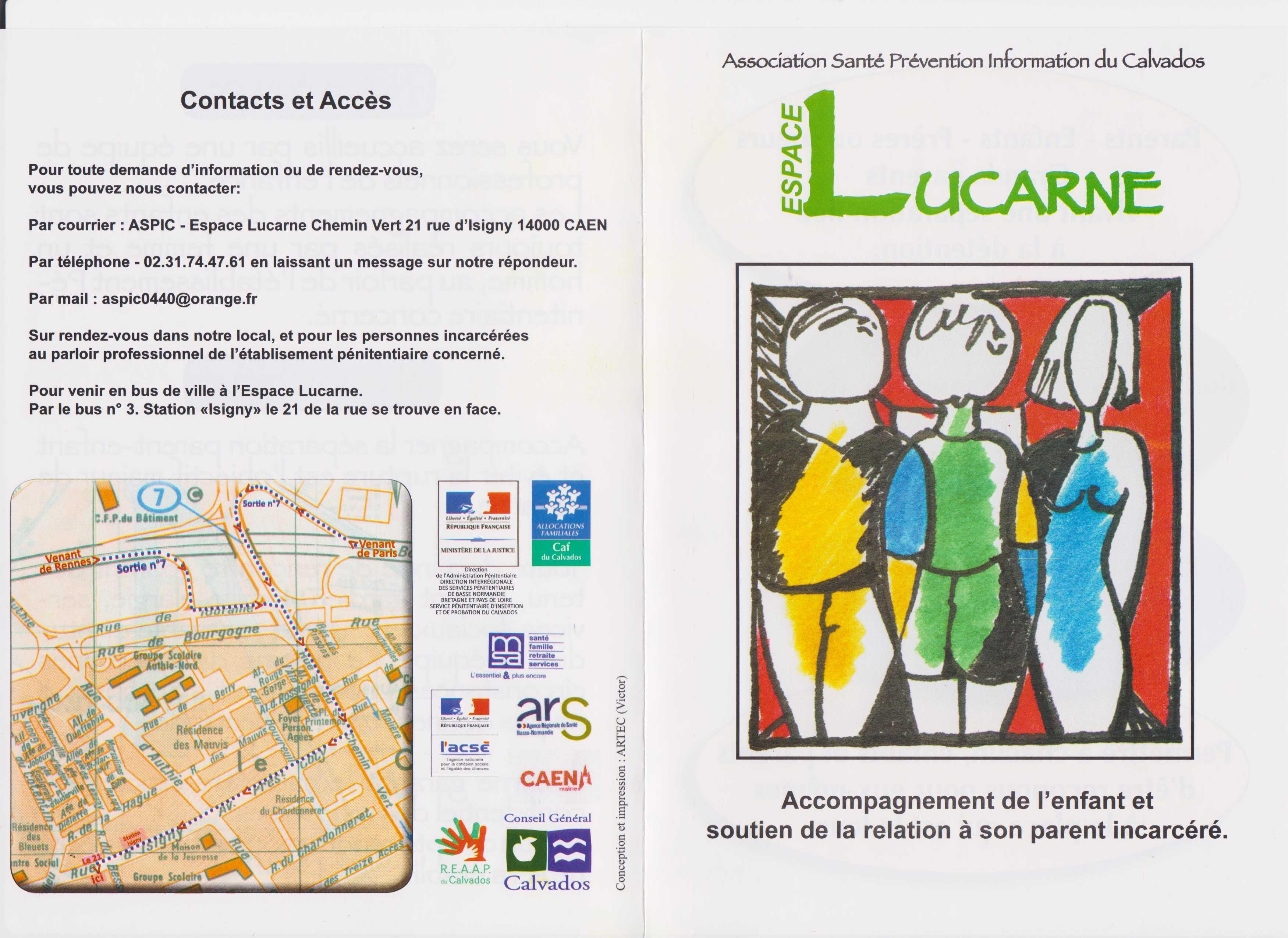 plaquette Lucarne recto